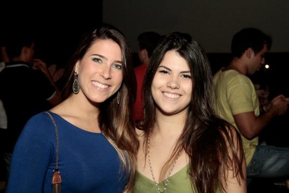 Carol Maciel e Maria Paula Marinho - Crédito: Gleyson Ramos/Divulgação