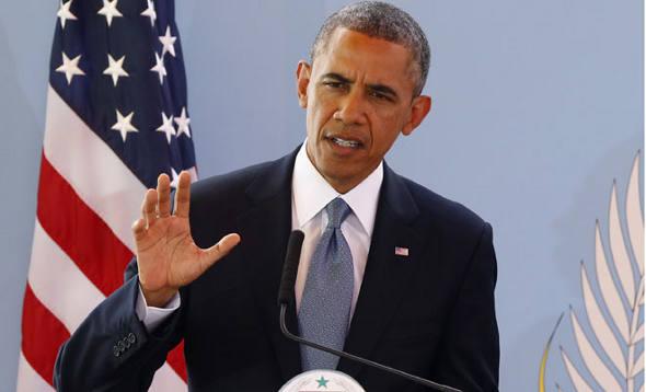 Barack Obama. Crédito: Divulgação