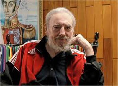 Fidel Castro/Divulgação
