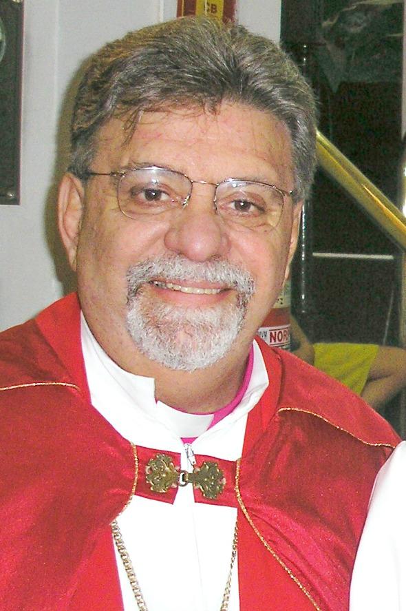 Bispo Alexandre Ximenes - Crédito: Acervo Graca e Paz