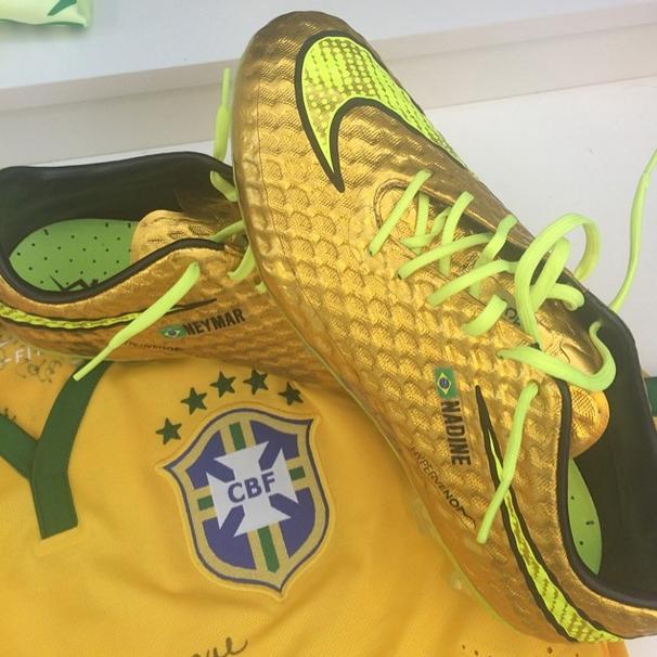Crédito: Reprodução do Instagram de Neymar
