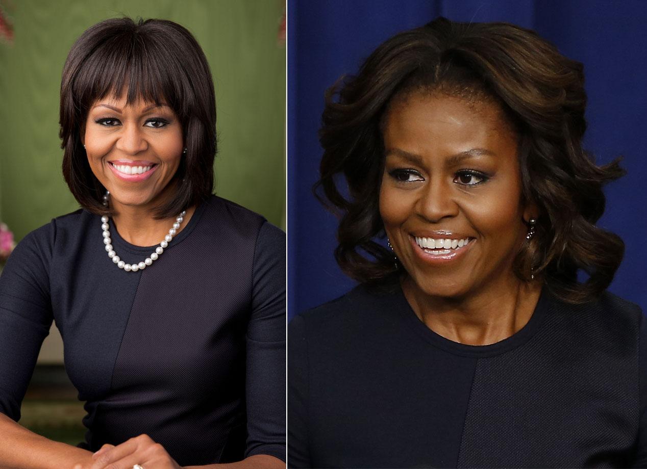 Michelle Obama - Reprodução