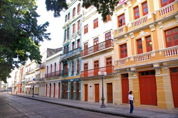 Recife Antigo. Imagem ilustrativa. Crédito: Luciano Pereira/Prefeitura do Recife