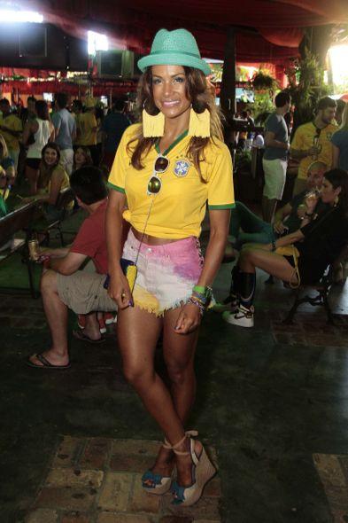 ÉRica Benício. Crédito: Gleyson Ramos / Divulgação
