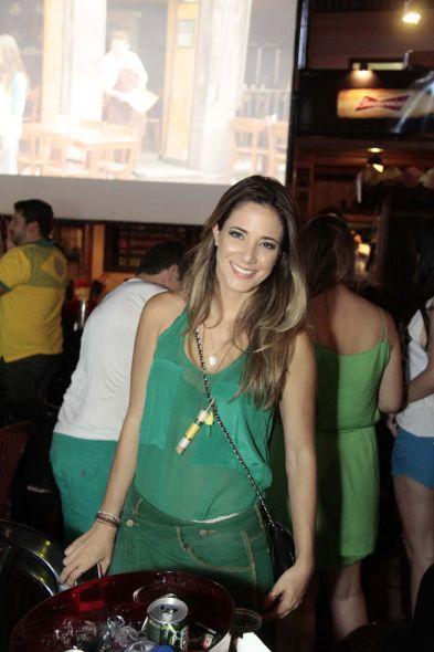 Isabeli Leite. Crédito: Gleyson Ramos / Divulgação