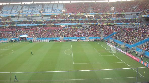 Arena Pernambuco/JAMS