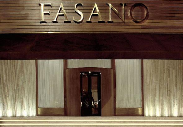 Restaurante Fasano/Divulgação
