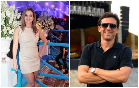 Juliana Cavalcanti e Augusto Acioli armam grande evento no Recife programado para o segundo semestre - Créditos: Nando Chiappetta/DP/D.A Press e  Blenda Souto Maior / DP / D.A Press