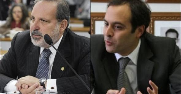 Armando Monteiro Neto e Paulo Câmara/Divulgação