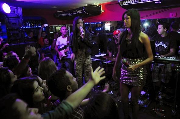 A banda Sedutora  é uma das atrações da festa. Crédito: Gabriela Pontual/Divulgação