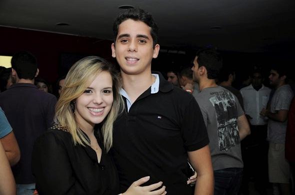 Bruna Dubeux e Gabriel Lisboa - Crédito: Gabriela Pontual/Divulgação