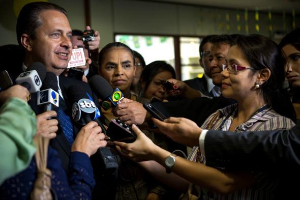 Eduardo Campos - Crédito; PSB/Divulgação