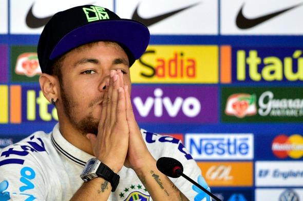 Neymar - Crédito: Gaspar Nóbrega/VIPCOMM