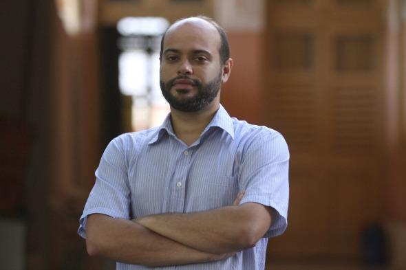 Zé Gomes, candidato a governador de Pernambuco pelo PSOL  - Crédito: Julio Jacobina/DP/D.A Press