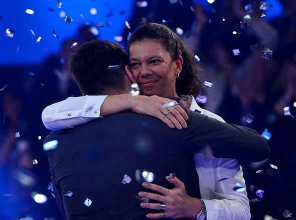 Ana Moser venceu O Aprendiz Celebridades - Crédito: Edu Enomoto/R7
