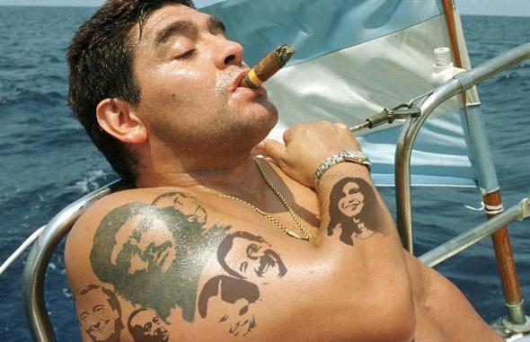 Maradona/Divulgação