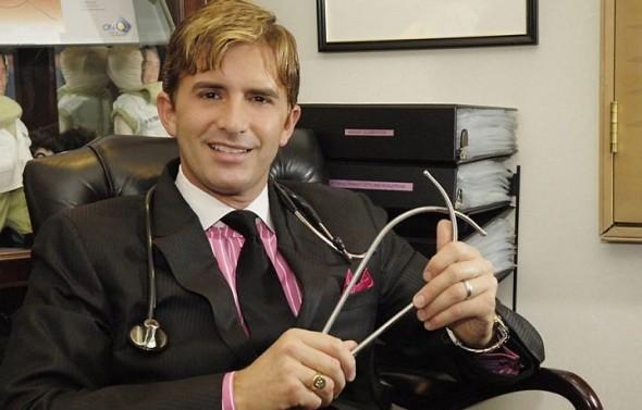 Robert Rey, o Dr.Hollywood/Divulgação