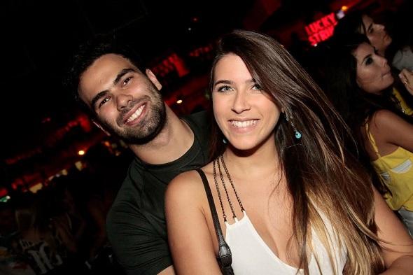 Teto Marinho e Carol Maciel - Crédito: Gleyson Ramos/Divulgação