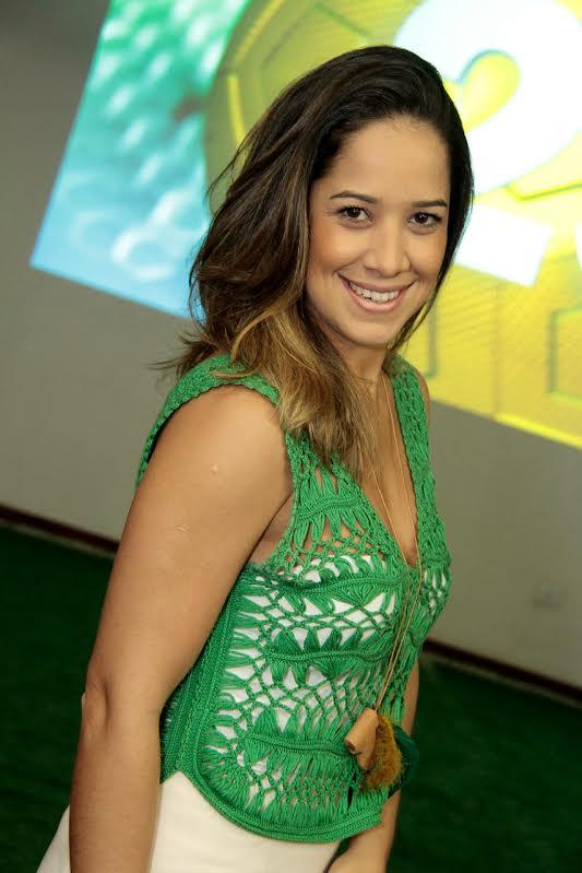 Renata Barroca - Crédito: Gleyson Ramos/Divulgação