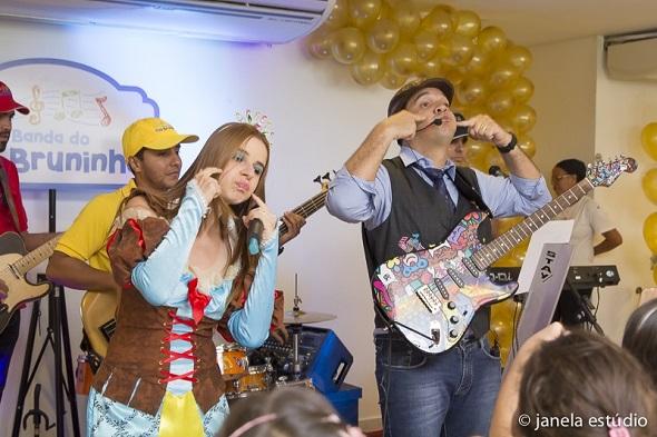Banda do Tio Bruninho - Crédito: Janela Estúdio/Divulgação