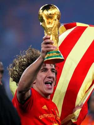 O ex-jogador Puyol - Foto: Getty Images