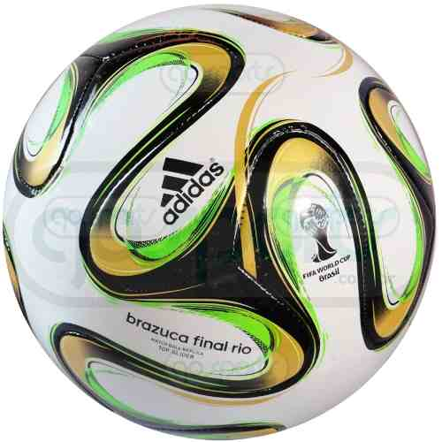 A bola da final da Copa/Adidas/Divulgação