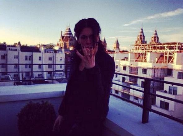 Paula Lavigne - Crédito: Reprodução Instagram