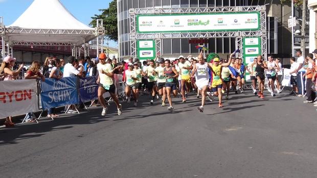 Corrida e Caminhada da Esperança - Crédito: Unesco/Divulgação