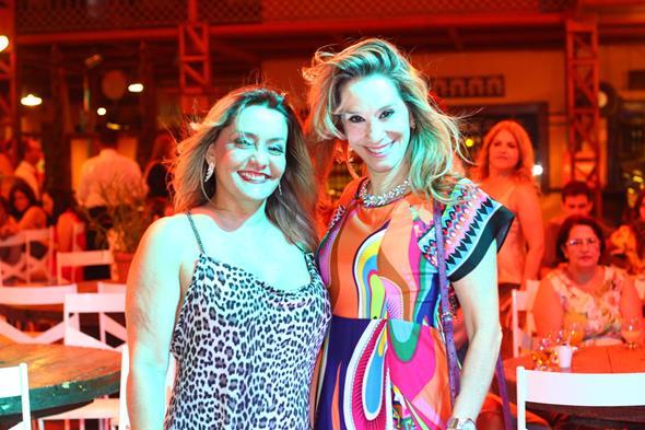Maria Meira Lins e Paula Meira - Crédito: Paulo Paiva/DP/D.A Press