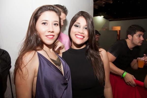 Camyla Cunha e Tamires Costa - Foto: Gabriel/Divulgação