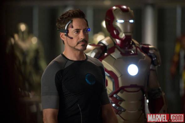 Dublador do Homem de Ferro vem ao Recife - Crédito: Marvel / Divulgação