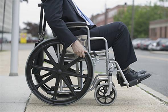 Cadeirante/Divulgação