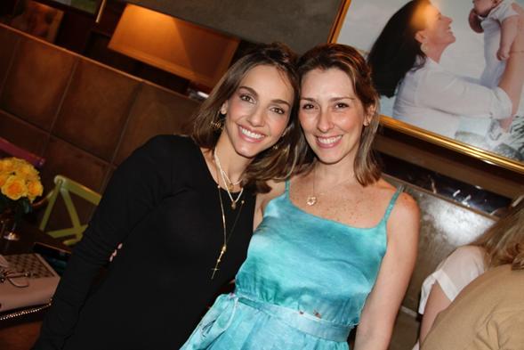 Cris Lemos e Carol Mayer - Crédito: Thuany Ferreira/ 4Comunicação