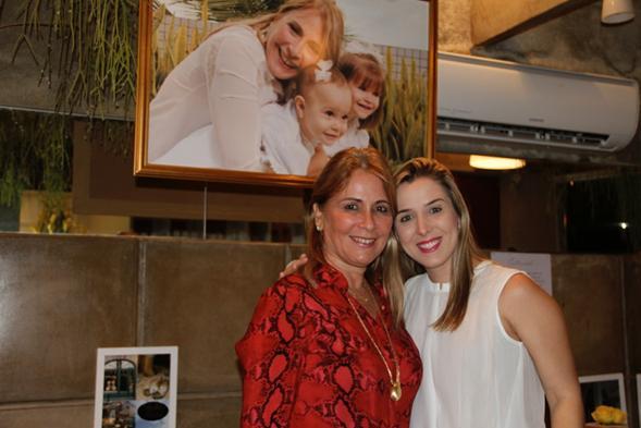 Elizabeth e Roberta Vasconcelos - Crédito: Thuany Ferreira/ 4Comunicação