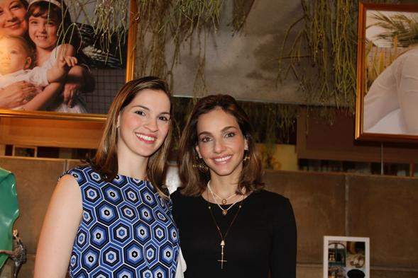 Luiza Dias e Cris Lemos - Crédito: Thuany Ferreira/ 4Comunicação