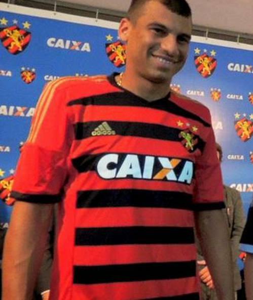 Camisa do Sport com Neto Baiano/Divulgação