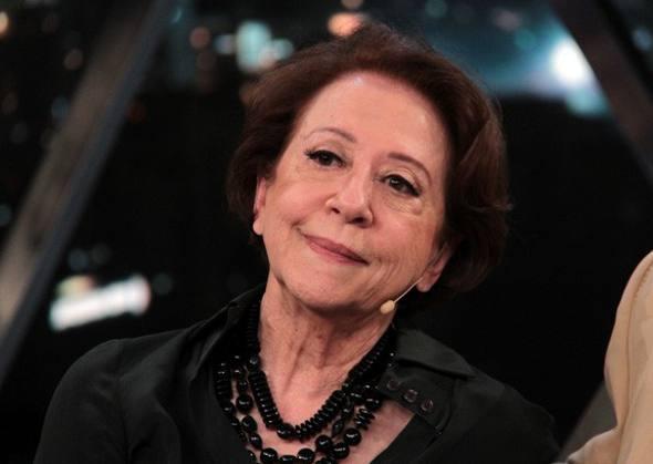 Fernanda Montenegro/TV Globo/Divulgação