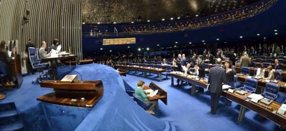 Plenário do Senado Federal/Ag. Senado/Divuylgação