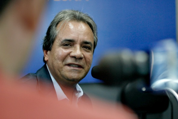 Prefeito Carlos Santana: Negociações Para Construção De Aeroporto Em Ipojuca
