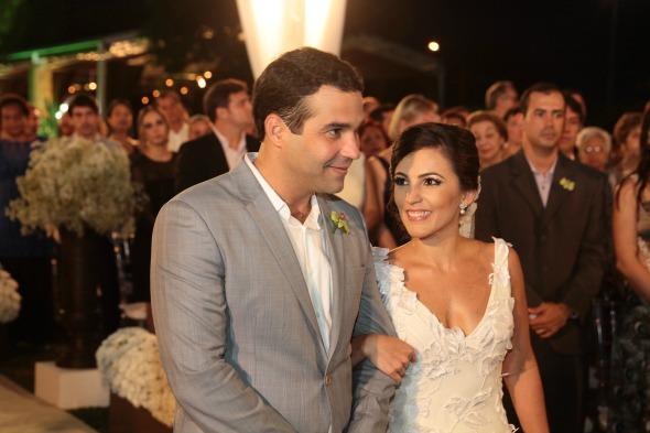 Carlos Percol no dia do seu casamento com nossa amiga cecília Ramos. Crédito: Nando Chiappetta/DP/D.A Press