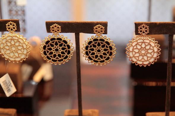 Algumas joias da Carla Amorim. Crédito: Nando Chiappetta/DP/D.A Press