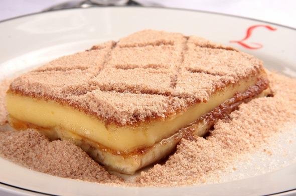 Cartola pernambucana do restaurante Leite - Crédito: Divulgação/restauranteleite.com.br/