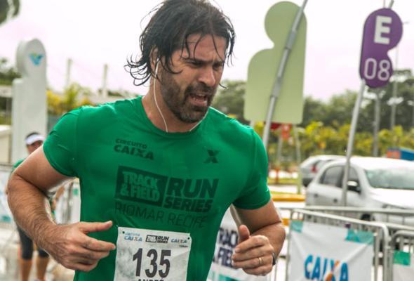 André Gimk é um dos organizadores da Maratona Maurício de Nassau. Crédito: Arquivo pessoal / Divulgação