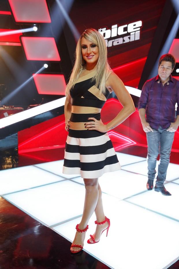 Claudia Leitte - Crédito: TV Globo/Divulgação