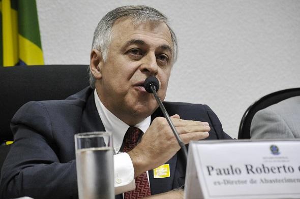 Paulo Roberto Costa - Crédito: Geraldo Magela