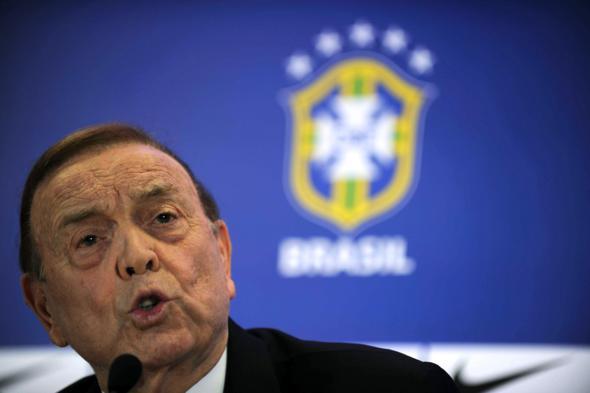 José Maria Marín. Crédito: Vanderlei Almeida / AFP / Divulgação
