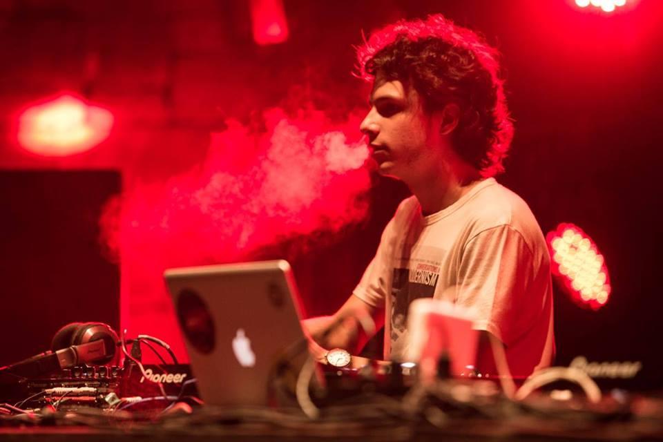 DJ Tiago Renor. Crédito: Divulgação