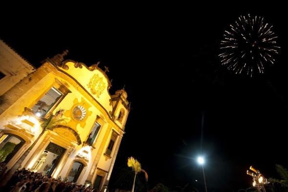 Mosteiro São Bento. Crédito: Divulgação