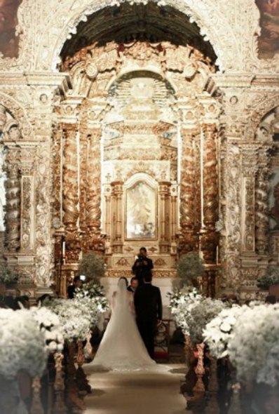 Igreja dos Militares. Crédito: Ricardo Nascimento / Divulgação