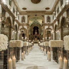 As 10 igrejas mais procuradas para casamento na RMR